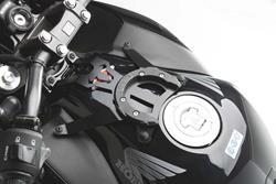 EVO Tankring. Schwarz. Honda CB 500 F (13-16).