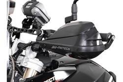 BBSTORM Handprotektoren-Kit. Schwarz. BMW F650GS/F800GS/R1200GS Adv, Tiger