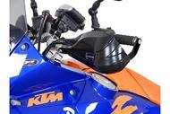 SW-MOTECH BBSTORM Handprotektoren-Kit. Schwarz. KTM-/BMW-Modelle, Yamaha WR.