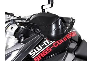 Bild von BBSTORM Handprotektoren-Kit. Schwarz. Triumph Tiger 800/1200.