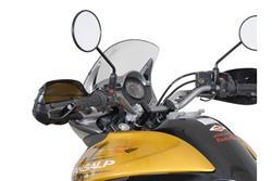 BBSTORM Handprotektoren-Kit. Schwarz. Honda XL 600/650/700 V.