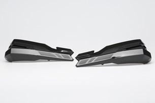 Bild von KOBRA Handprotektoren-Kit. Schwarz. KTM-Modelle, Yamaha WR.