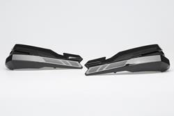 KOBRA Handprotektoren-Kit. Schwarz. KTM-Modelle, Yamaha WR.