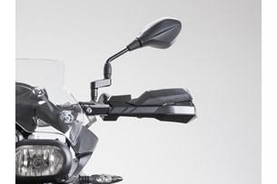 Bild von KOBRA Handprotektoren-Kit. Schwarz. Honda XL 600/650/700 V.