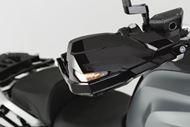 SW-MOTECH KOBRA Handprotektoren-Kit. Schwarz. BMW R1200, R1250, S1000XR, F750, F850.