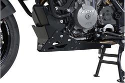 Motorschutz. Schwarz. KTM 990 SMT / 990 SMR / 950 SMR.