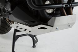 Motorschutz. Silbern. Honda VFR 1200 X Crosstourer (11-).