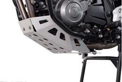 Motorschutz. Silbern. Yamaha XT660 X / R (04-).