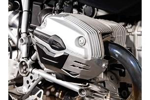 Bild von Zylinderschutz. Silbern. BMW R1200 R/ ST/ GS/ Adventure.