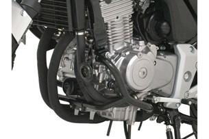 Bild von Sturzbügel. Schwarz. Honda CBF 500 (04-06).