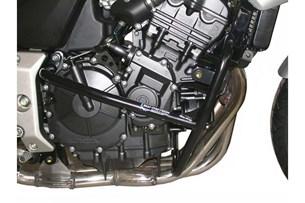 Bild von Sturzbügel. Schwarz. Honda CBF 600 (04-07).