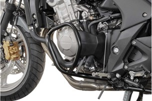 Bild von Sturzbügel. Schwarz. Honda CBF 600 S/N (08-13).