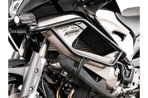 Bild von Sturzbügel. Schwarz. Honda VFR 800 X Crossrunner (11-14).