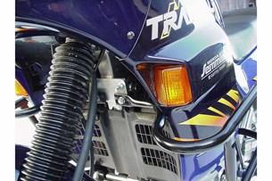 Bild von Sturzbügel. Schwarz. Honda XL 600 V Transalp (87-99).