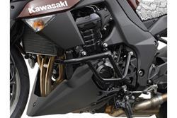 Sturzbügel. Schwarz. Kawasaki Z 1000 (10-).