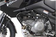 SW-MOTECH Sturzbügel. Schwarz. Suzuki DL 1000 V-Strom / Kawasaki KLV1000