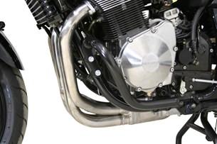 Bild von Sturzbügel. Schwarz. Suzuki GSF 600/600S/1200/1200S Bandit.