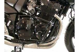 Bild von Sturzbügel. Schwarz. Suzuki GSF 650 Bandit / S (05 - 06).