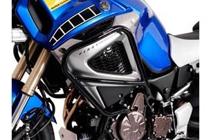 Bild von Sturzbügel. Schwarz. Yamaha XT1200Z Super Ténéré (10-).
