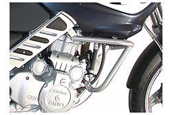 Sturzbügel. Silbern. BMW F 650 CS Scarver (02-06).