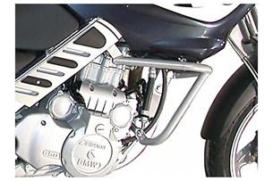 Bild von Sturzbügel. Silbern. BMW F 650 CS Scarver (02-06).