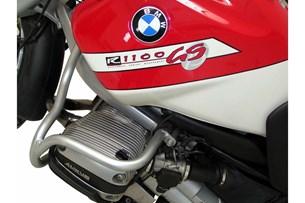 Bild von Sturzbügel. Silbern. BMW R 1100 GS (94-99).