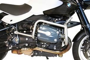 Bild von Sturzbügel. Silbern. BMW R 1150 R Roadster/Rockster (04-06).
