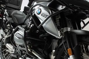 Bild von Oberer Sturzbügel. Schwarz. BMW R 1200 GS (13-16).