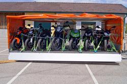 Anhängerverleih Mietanhänger für 7 Bikes zum fairen Preis