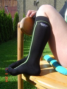 Bild von SPORTS SOCKS LONG BLACK Socken Lang