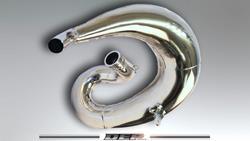 DEP Auspuffbirne 2-Takt KTM 250/300 EXC 11-16 Nickel