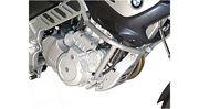 Zusätzliche Halogenscheinwerfer für BMW F 650, CS, GS, ST, Dakar