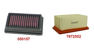 Bild von Batterien für BMW K1200R & K1200R Sport
