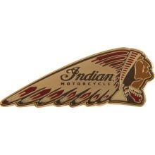 INDIAN Pin Anstecknadel Indianerkopf