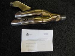 Auspuff IXIL ZX-6R