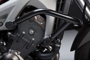 Sturzbügel. Schwarz. Yamaha MT-09 (13-16)/Tracer, XSR900/Abar.