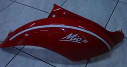 Sym Mio 50 Verkleidung rechts hinten rot