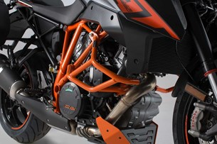 Bild von Sturzbügel. Orange. KTM 1290 Super Duke R / GT.