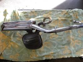 XV535 original Auspuff