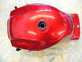 YBR250 Benzintank rot