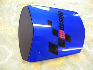 Bild von YZF-R6 Soziusabdeckung blau