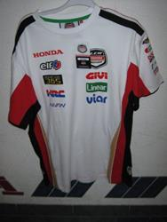 HONDA LCR TEAM T-SHIRT