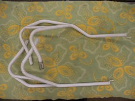 XRV750 Sturzbügel weiß