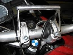 GPS-Anbauadapter für BMW R1200GS/ADV