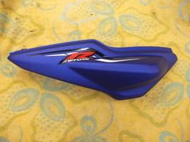 NS 50 Aerox Seitendeckel rechts blau