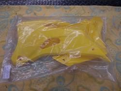 Kühlerverkleidungskit WR250/450 in gelb