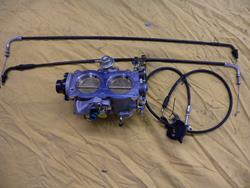 RSV1000 Drosselklappengehäuse