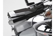 KOBRA Handprotektoren-Kit. Schwarz. Honda-, KTM-, Suzuki-Modelle.