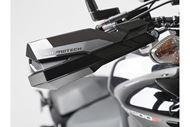 SW-MOTECH KOBRA Handprotektoren-Kit. Schwarz. Honda-, KTM-, Suzuki-Modelle.