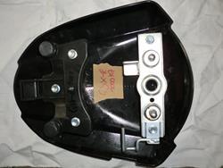 Sozius Abdeckung Suzuki GSX-R1000 K7/K8